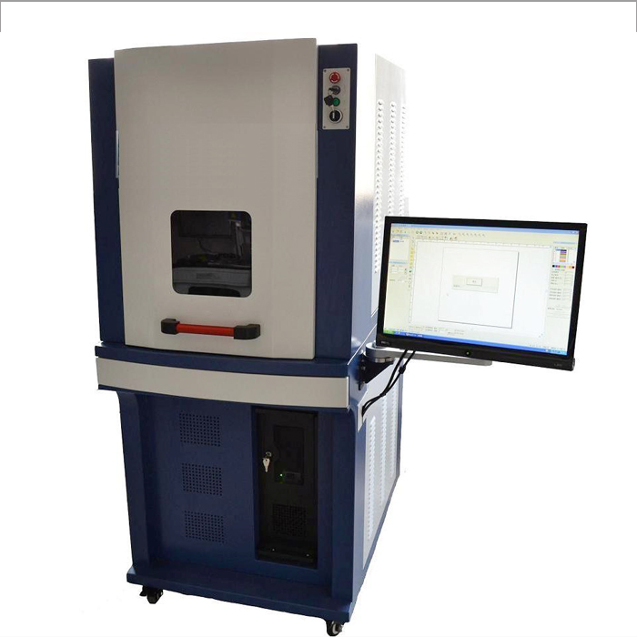 UV laser marking machine (Closed)